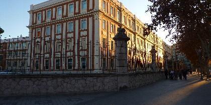 Sede de la Consejeria de Sanidad de la Junta de Castilla y León