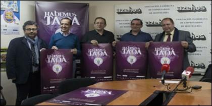 Presentación del la IX Edicción de 'De tapas por Zamora'