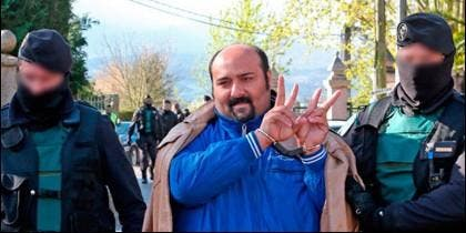Detenido el presidente de la Sociedad Gitana de Galicia, Sinaí Giménez.