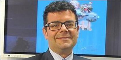 Alfonso Domínguez, consejero de Administración Pública y Hacienda de La Rioja.