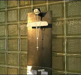 El rosario en los retrovisores de los miembros de la dictadura argentina