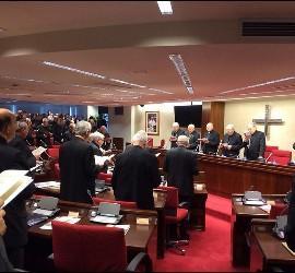 La pasada Asamblea Plenaria