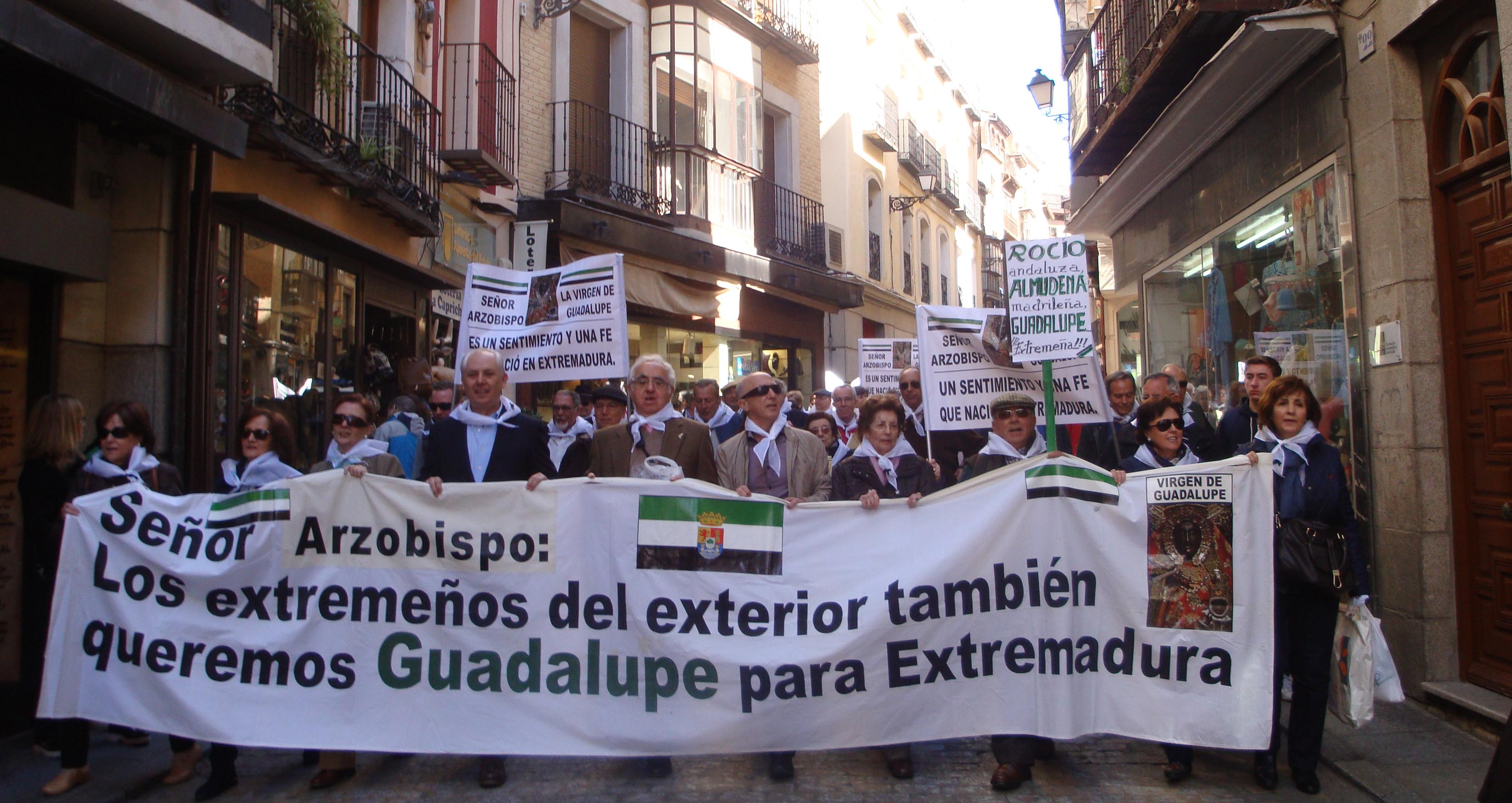 Protestas en 2010
