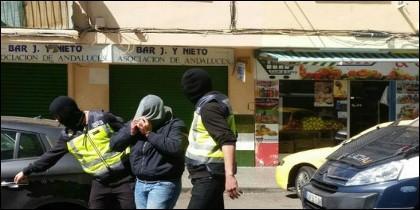 El yihadista detenido en Palma