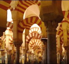Interior Mezquita-Catedral de Córdoba