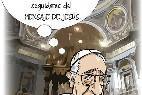 Papa en viñetas