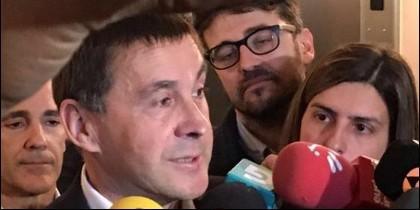 Arnaldo Otegi (BILDU).