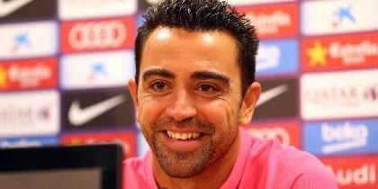 Xavi Hernández.