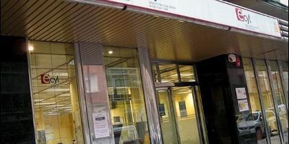 Oficina del Servicio Regional de empleo, ECYL