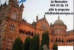 Viaja a la India con Ain Karen