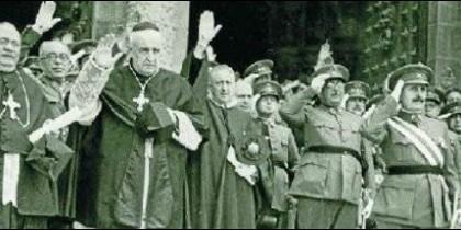 La Iglesia y el franquismo
