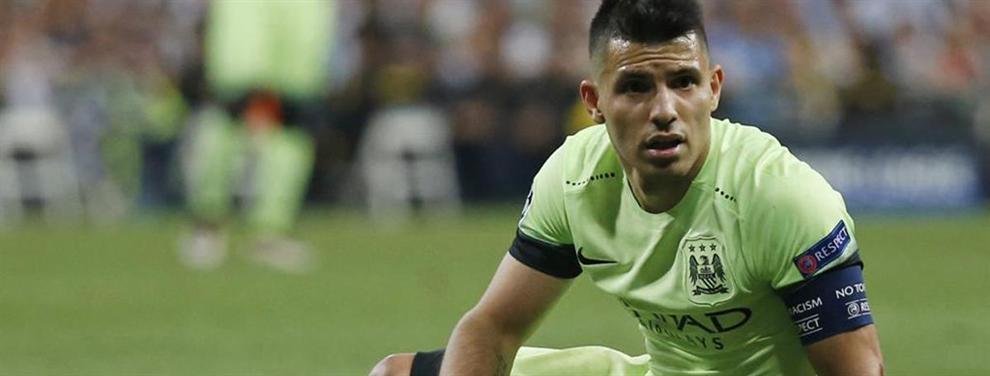 La gran decepción que causó el Kun Agüero en el vestuario de Barcelona