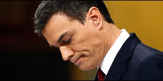 Resultado de imagen de Pedro Sánchez Perdedor