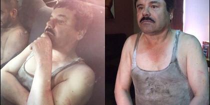 Chapo Guzmán, el gran capo del narcotráfico en México.