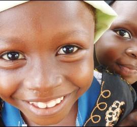 África en positivo, campaña de Misiones Salesianas