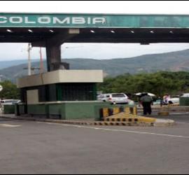 Cierre de fronteras entre el norte de Santander y el Estado Táchira