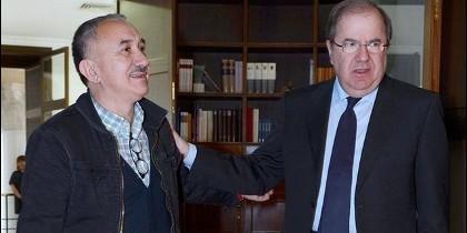 Herrera y Álvarez, nuevo secretario general de la UGT