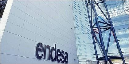 Una oficina de Endesa.