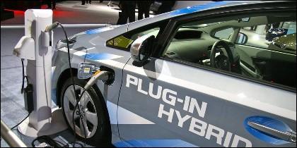 Vehiculo híbrido