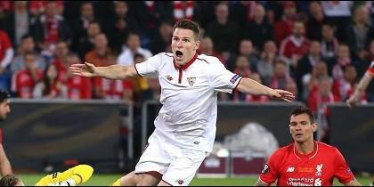 El Sevilla es tricampeón de la Europa League tras derrotar al Liverpool de Klopp