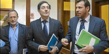 Jesús Enríquez, Portavoz del Grupo Popular en el Ayuntamiento de Valladolid