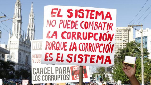 Resultado de imagen de partidos corruptos