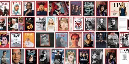Portadas de Time Magazine.