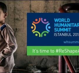 Cumbre Humanitaria de Estambul