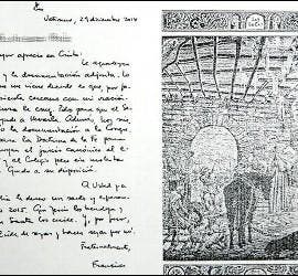 Carta del Papa por el caso Gaztelueta