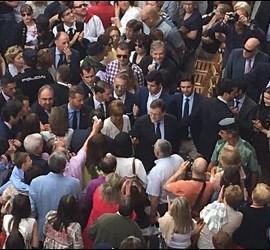 Rajoy, en el Corpus