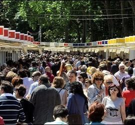 San Pablo, en la Feria del Libro