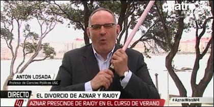 Antón Losada.