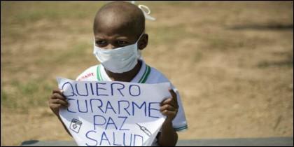 Oliver Sánchez padecía de un cáncer del tejido linfático desde hacía un año