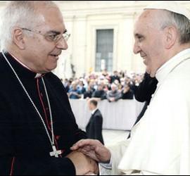 El Papa y Moronta