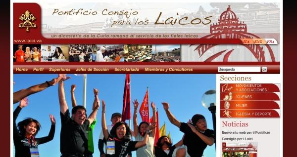 Pontificio Consejo Para Los Laicos. Un Dicasterio de la Curia Romana al servicio de los fieles laicos