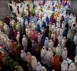 Ramadán en el mundo