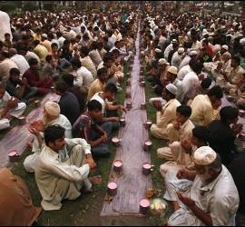 Ruptura del ayuno en Ramadán