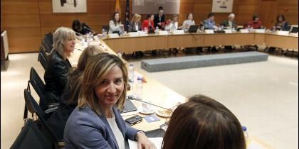 La Consejera Alicia García presentó el nuevo acuerdo con los agentes sociales