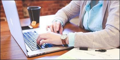 Búsqueda de empleo online