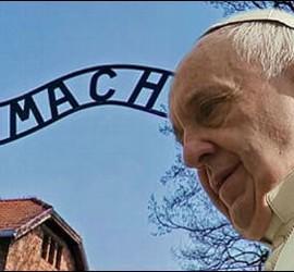 Francisco visitará Auschwitz
