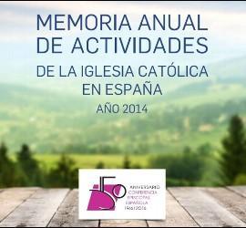 Memoria de Actividades de la Iglesia
