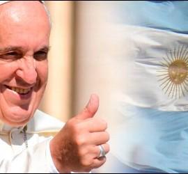 Papa y Argentina