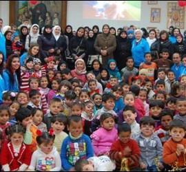 Los maristas de Alepo