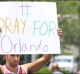 Oraciones por Orlando