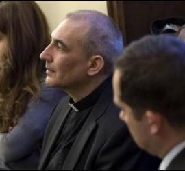 Vallejo Balda, en el juicio