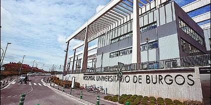 Imagen del Hospital Universitario de Burgos