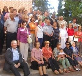 Misioneros de Verbo Divino en Dueñas