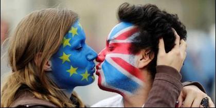 El Brexit, Gran Bretaña y su referéndum sobre la Unión Eiropea (UE).