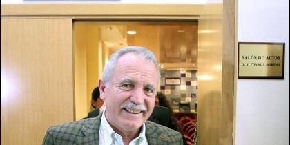 José Antonio de Miguel, Alcalde de la localidad Soriana de Almazán