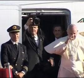 Francisco se despide de Armenia
